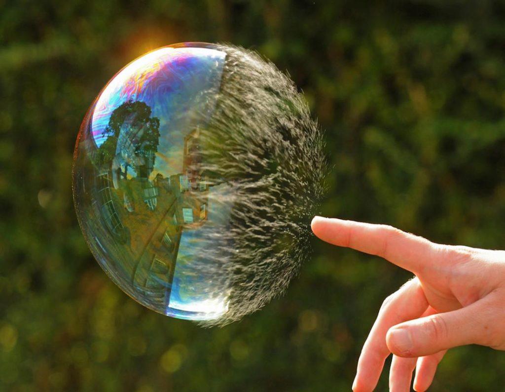 Пузырь биткоина