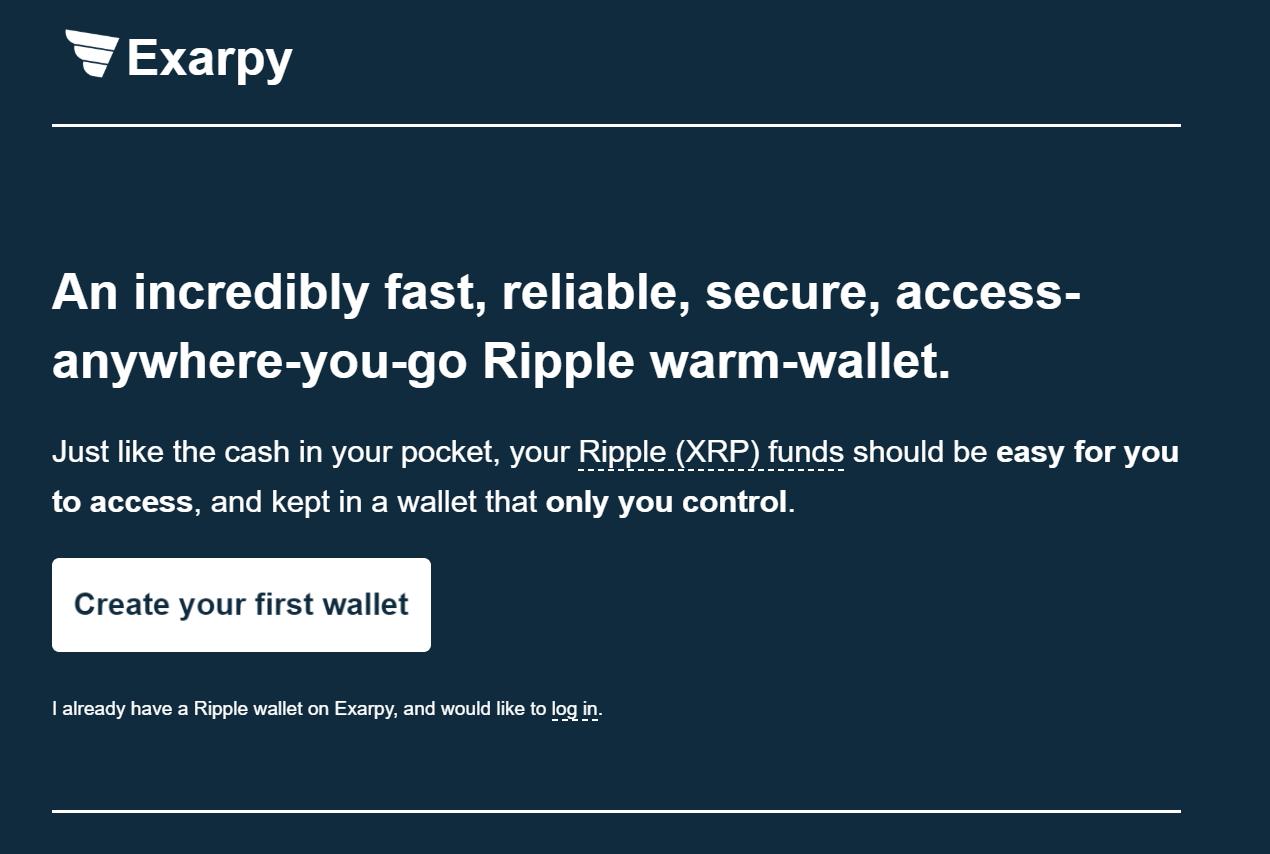 Официальные кошельки Ripple и другие варианты хранения XRP
