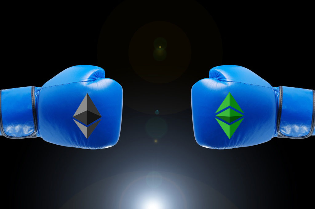 eth vs etc