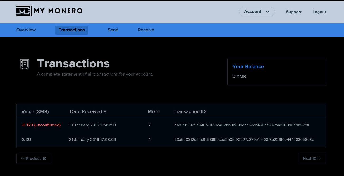 Варианты хранения криптовалюты XMR: топ-3 кошельков Monero