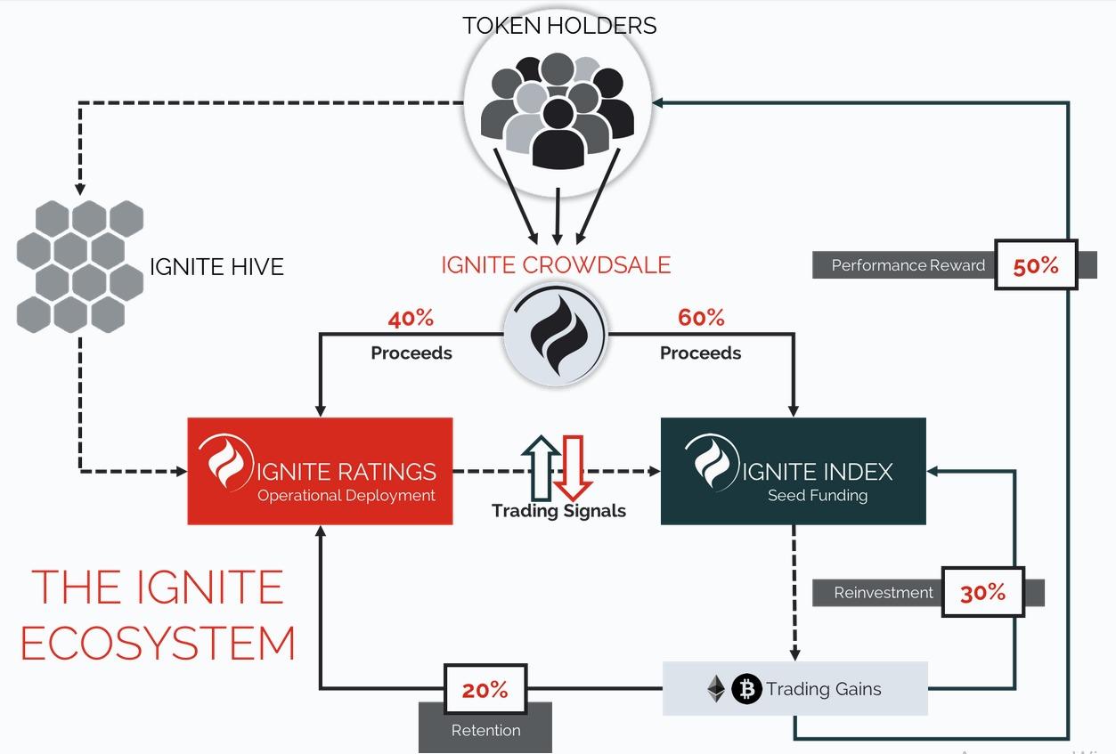 Криптовалюта Ignite и токен IGNT: инвестиционные риски, определяемые толпой