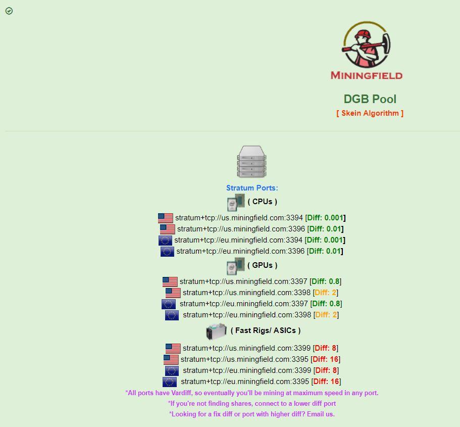Как майнить DGB: гид по майнингу криптовалюты Digibyte