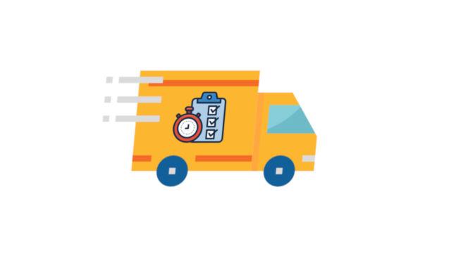 Технология блокчейн в транспортной логистике