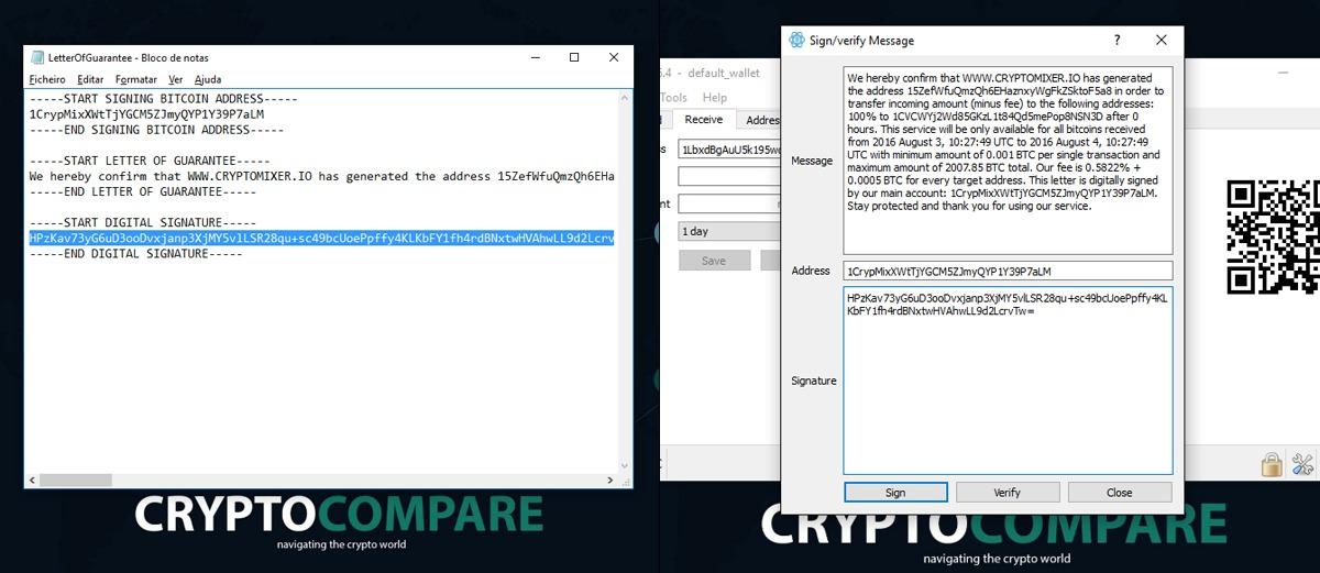 Миксер криптовалют: лучший способ сохранить анонимность биткоина