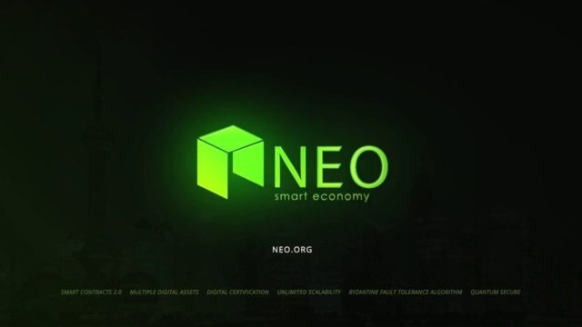 токены на neo