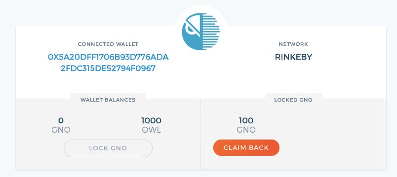 Последний шанс получить бесплатные токены OWL для держателей GNO