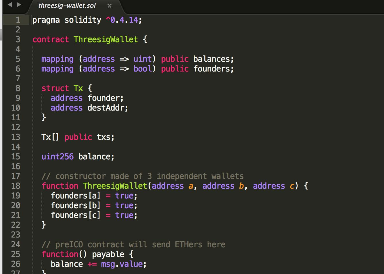 Язык Solidity для Ethereum: в чем его специфика и как его учить