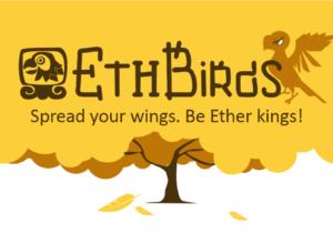 Игра ETH Birds: рассказываем про проект и систему наград