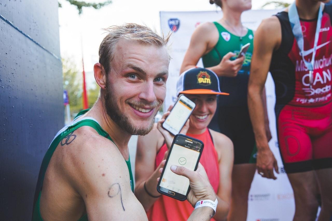 Олимпиец забрал выигрыш за соревнования в Bitcoin Cash