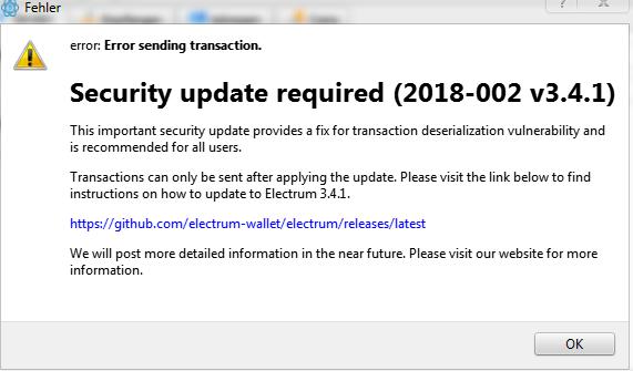 Хакеры в одной из атак заработали более 200 биткоинов взломав сервера electrum